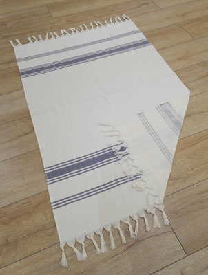 Terry fouta towel