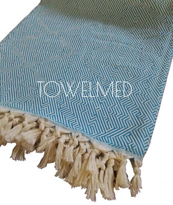 Fouta XXL Labyrinth