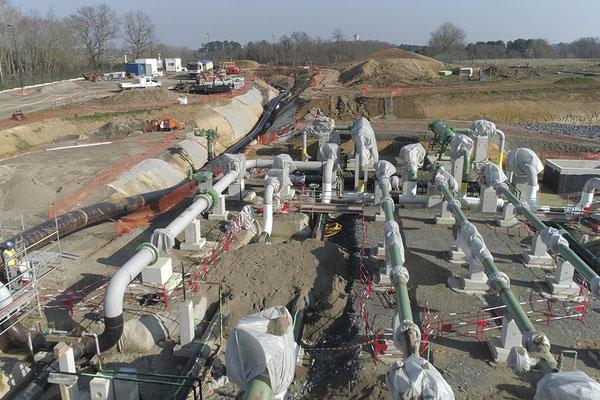 Photographie et Vidéo industrielle - Gazoduc oleoduc