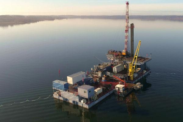 Photographie et Vidéo industrielle - industrie pétrolière