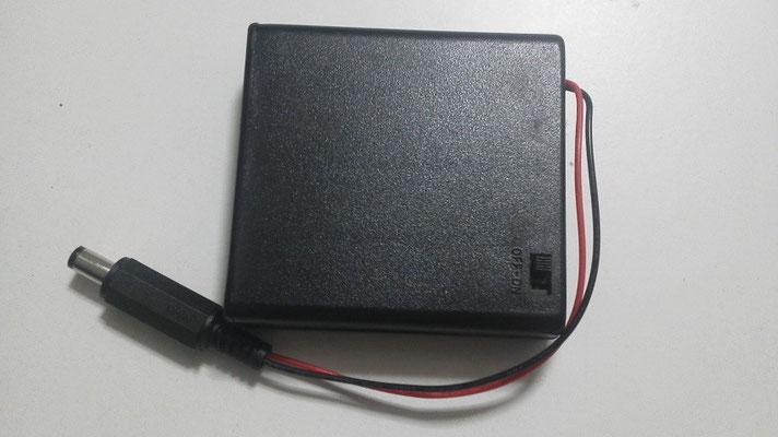 電池ボックス小