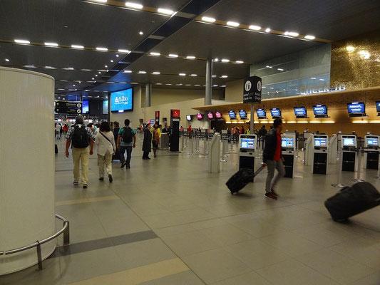 """Der neue Flughafen """"El Dorado"""" von Bogota"""