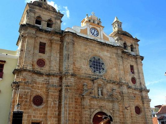 Convento San Pedro Claver - Cartagena - Kolumbien