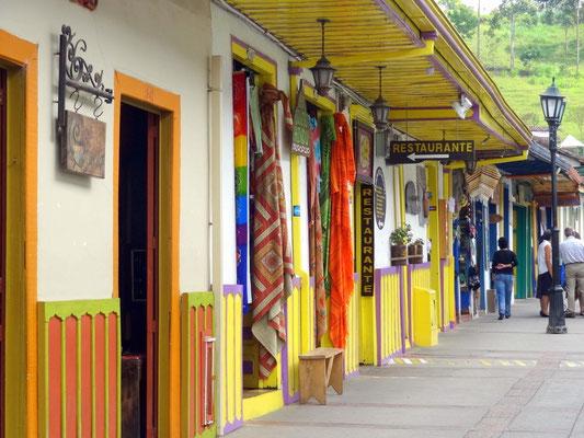 Calle Real - Salento - Kaffeezone