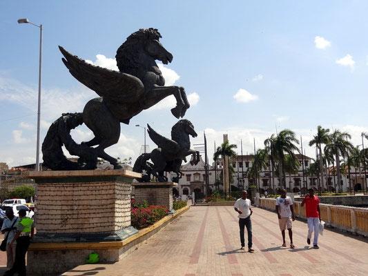Muelle Pegasus - Cartagena - Kolumbien