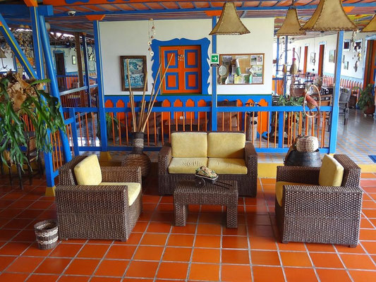 Kaffeefinca Bosque del Saman