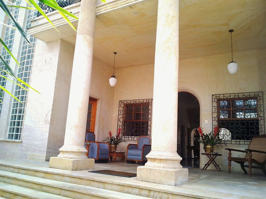 Hotel Don Alfonso Pereira - Eingangsbereich