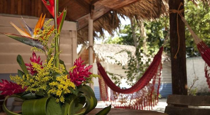 Strand Hotel Isla Tierrabomba - Cartagena