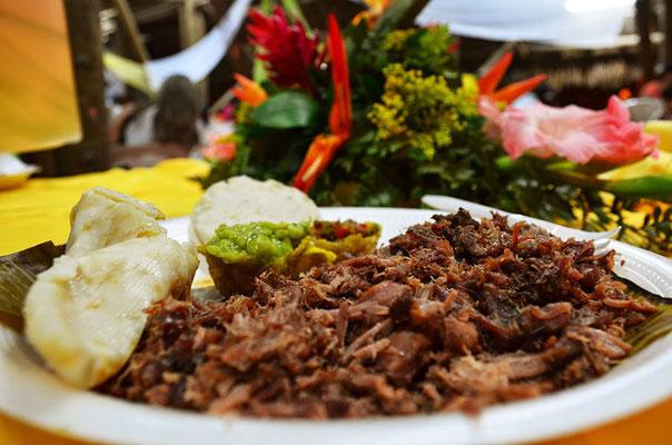 Carne de la Perra - pulled beef