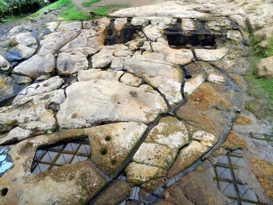 Archäologischer Park - Fuente de Lavapatas - San Agustin