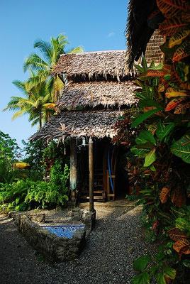 Eco- Lodge bei Nuqui - Pazifikküste - Kolumbien