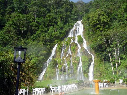 Termales Santa Rosa - Kaffeezone - Kolumbien