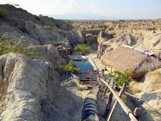 La Piscina - Tatacoa Wüste