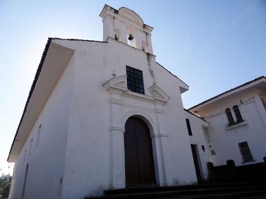 Kirche Iglesia La Ermita Popayan