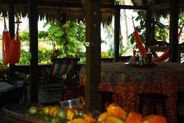 Uriges Ambiente mit leckerster Vollverpflegung - Pazifikküste - Kolumbien