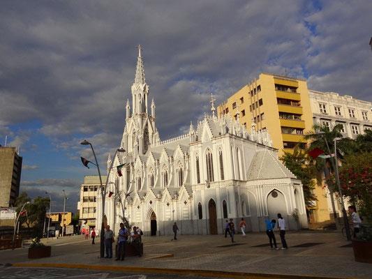 Kirche Iglesia La Ermita Cali