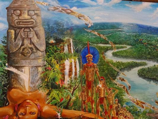 Die Kultur von San Agustin