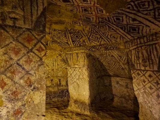 Schachtgrab - Tierradentro - UNESCO Weltkulturerbe