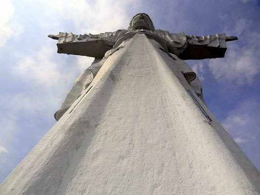 Christusstatue von Belalcazar - Zona Cafetera - Kolumbien - foto by chapoleratours
