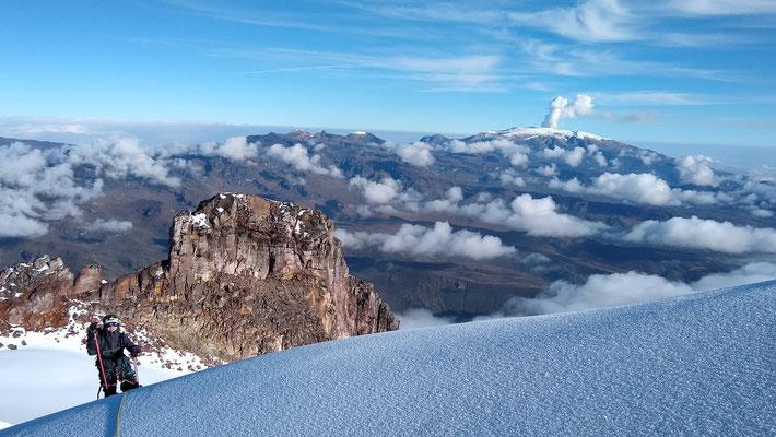 Nevado del Tolima & Ruiz - Los Nevados/Anden