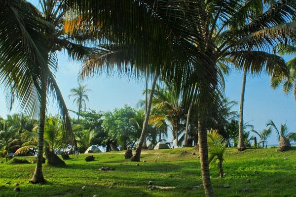 Camping El Paraiso Tayrona Nationalpark