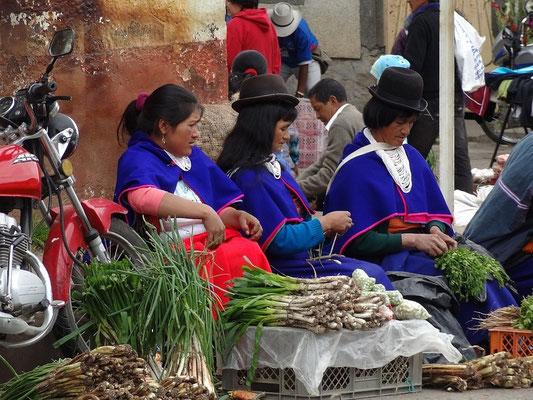 Guambiano Bauernmarkt in Silvia (Option am Tag 4)
