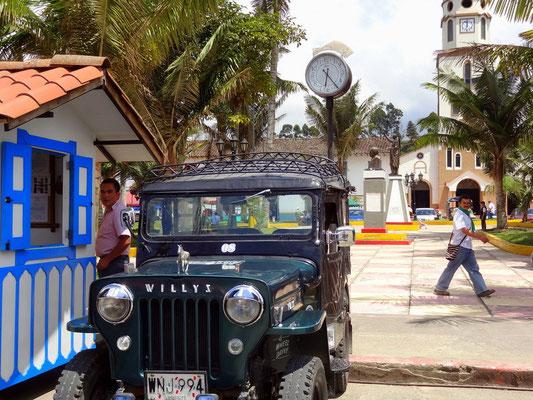 Salento - Willy Jeep
