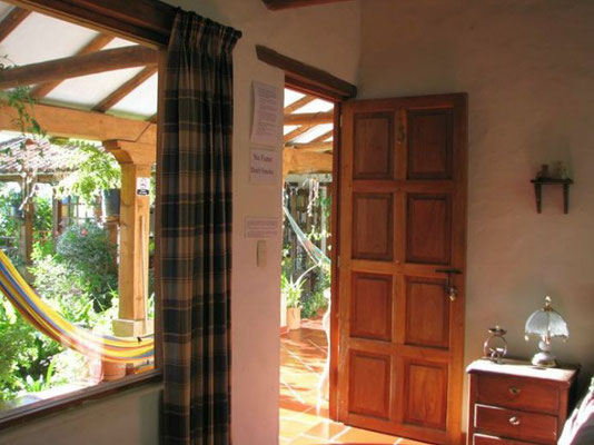 Hostel Renacher Colombian Highlands Villa de Leyva Kolumbien