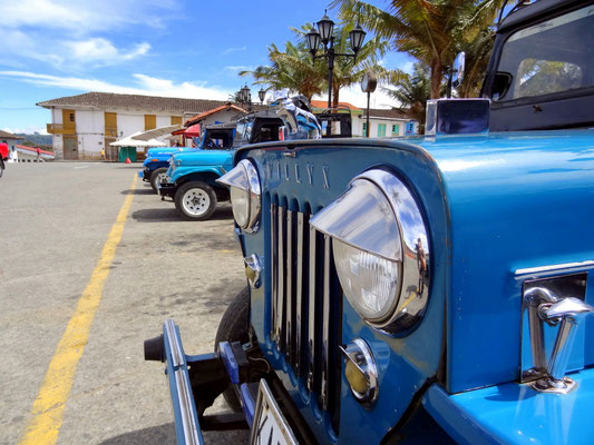 Willys Jeep Salento