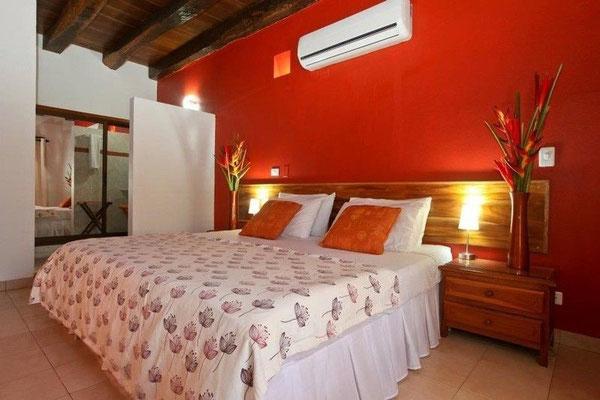 Doppelzimmer im Hotel 3 Banderas Cartagena