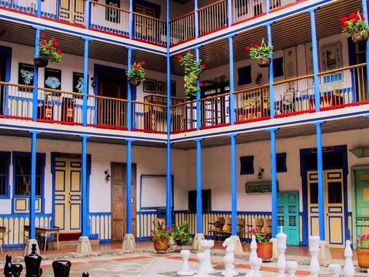 Casa Cultura Marsella - Kaffeezone - Kolumbien