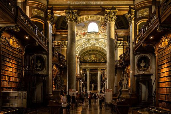 Prunksaal Nationalbibliothek