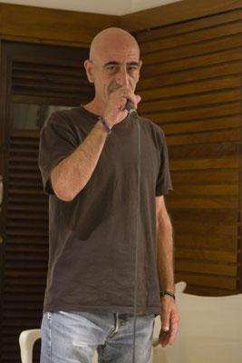 """Iñaki Nazabal """"Triología del silencio"""""""