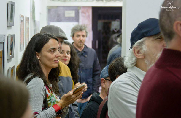 Colectiva Garrobi_Art Room (Madrid)