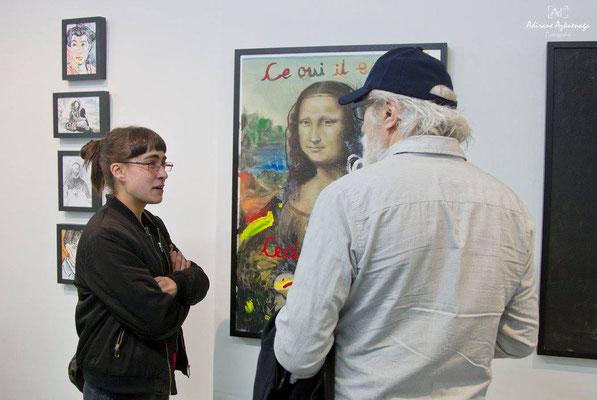 Colectiva Garrobi_Art Room (Madrid)_Ainhoa Ortells