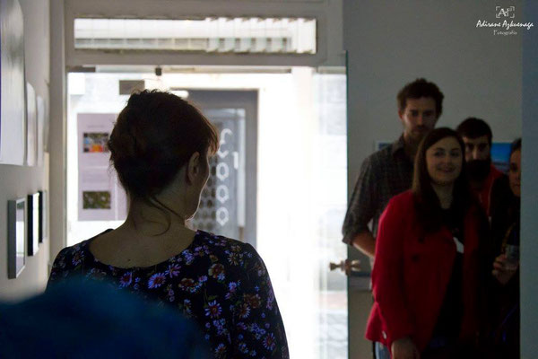 Colectiva Garrobi_Art Room (Madrid)_Aintza Uriarte_Performance