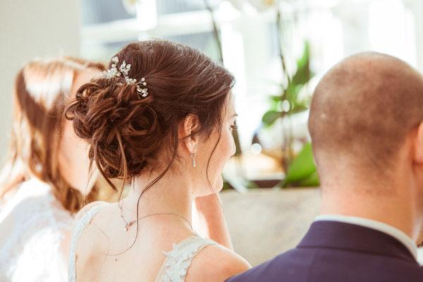 Hochzeitsbild von Jacqueline und Fabian Standesamt fotografiert von Timo Erlenwein Fotografie