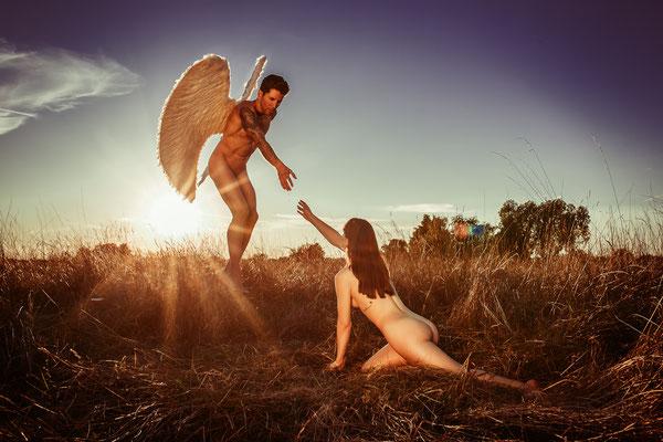 Engelshooting - Portraitfotografie von Timo Erlenwein Fotografie
