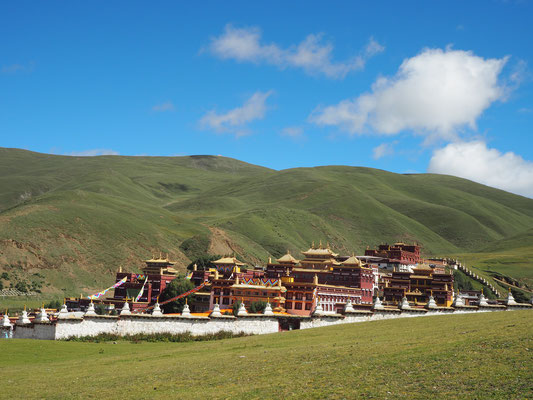 Monastery Litang