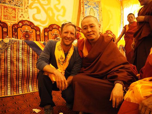Der Lama und ich
