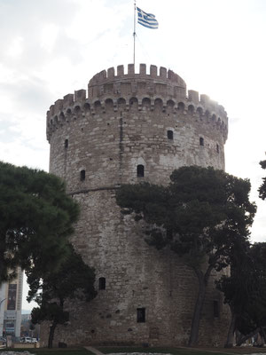 Withe Tower, Thessaloniki