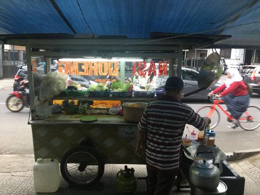 Lecker essen Bandung