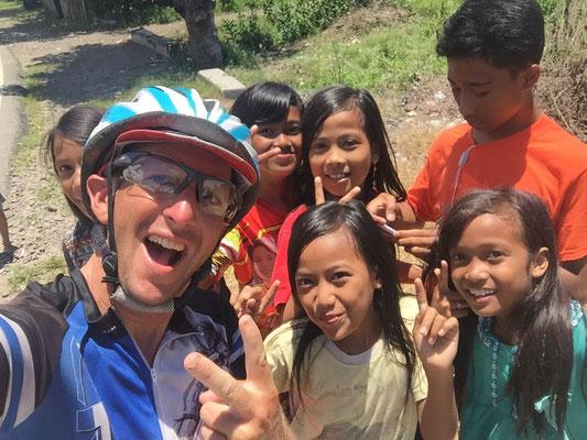 Selfie auf Sumbawa