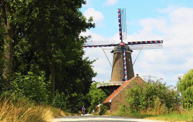 Auch in Deutschland gibt es noch Mühlen