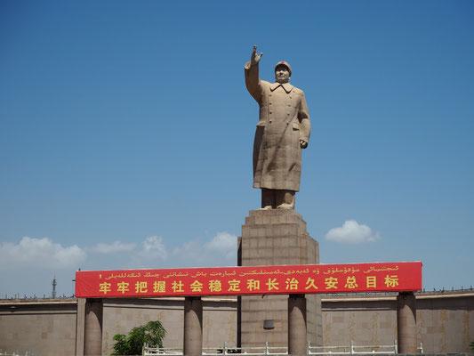 Mao grüsst wahrscheinlich noch öfter