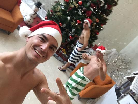 Weihnachten auf Bintan