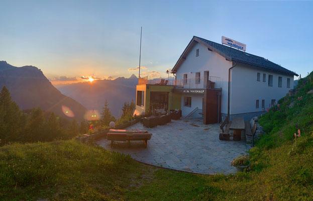 Berggasthaus Wasenalp