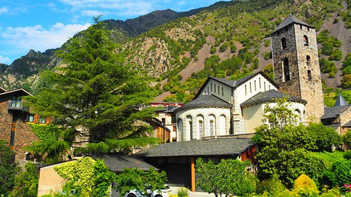 Andorra la Vella, die Hauptstadt