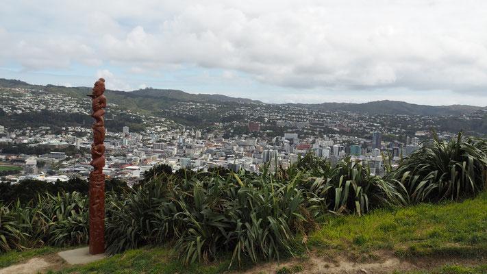 Aussicht Mt. Victoria