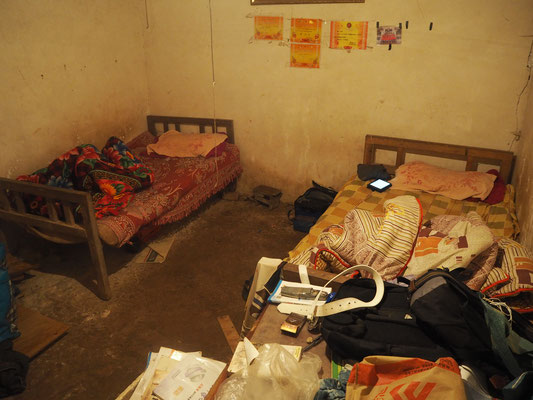 Mein Zimmer für eine Nacht